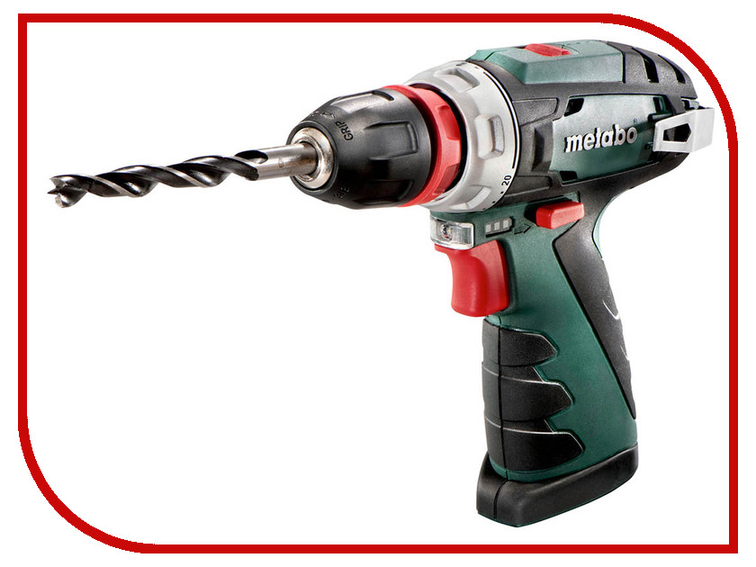 Электроинструмент Metabo PowerMaxx BS Quick 600156890 bs 18 quick 602217500