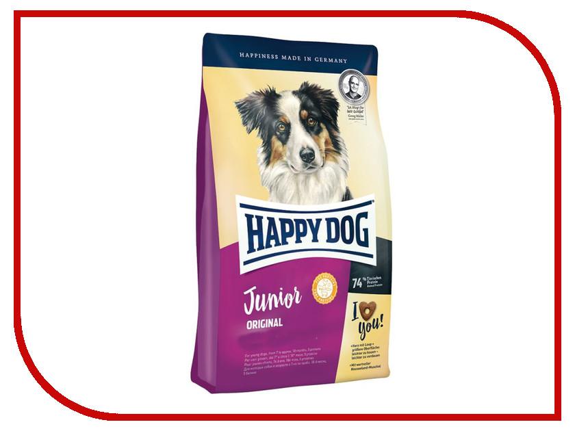 Корм Happy Dog Junior Original - 1kg 60416 для щенков футболка классическая printio gta 5 dog