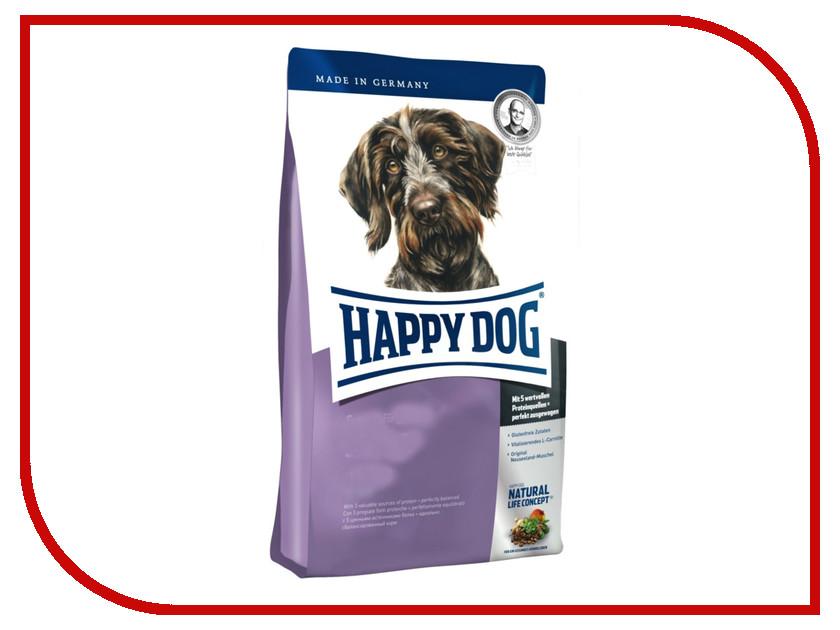 Корм Happy Dog Fit Well Senior - 4kg 60026 для собак корм dog chow senior ягненок 2 5kg для собак старше 9 лет 12308782