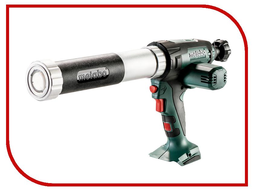 Пистолет для герметика Metabo KPA 18 LTX 400 601206850