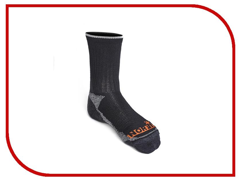 Носки Norfin Nordic Merino T3A р.XL (45-47) 303902-04XL термоноски мужские norfin wool цвет серый черный 303801 размер xl 45 47