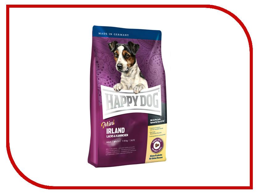 Корм Happy Dog Mini Irland - 0.3kg 60113 для собак happy dog корм для собак купить спб