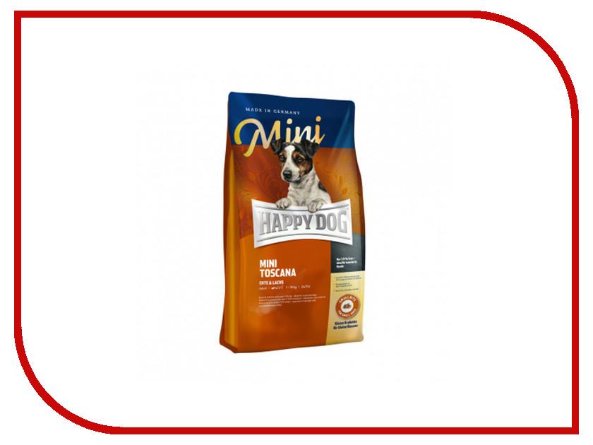 Корм Happy Dog Mini Toscana - 1kg 60325 для собак фурминатор для собак короткошерстных пород furminator short hair large dog
