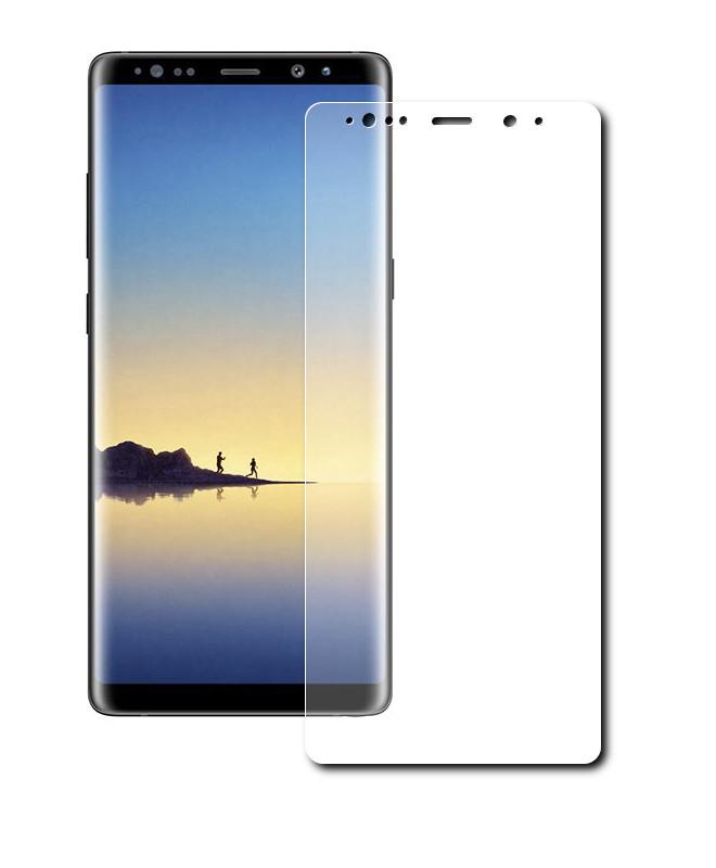 Аксессуар Защитное стекло Ainy для Samsung Galaxy Note 8 Ainy Full Screen Cover 3D 0.2mm Transparent AF-S1004R аксессуар защитное стекло sony xperia xa ainy full screen cover 3d 0 2mm grey