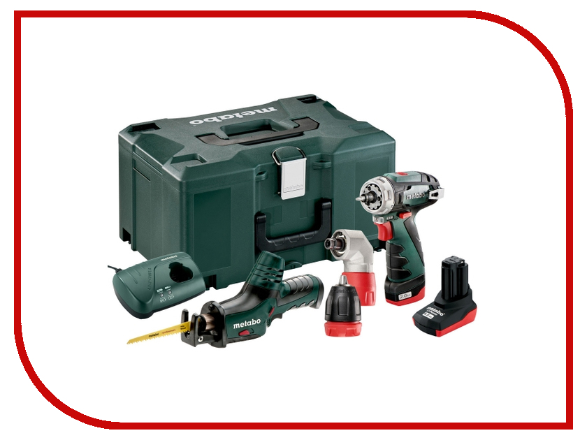Электроинструмент Metabo Combo Set 2.2 10.8V Quick Pro 685054000 new original pneumatic axis cylinder tr16x40s