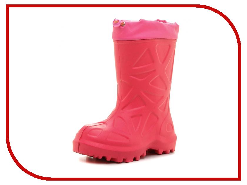 Сапоги Woodline ЭВА 490НУ Pink р.33-34
