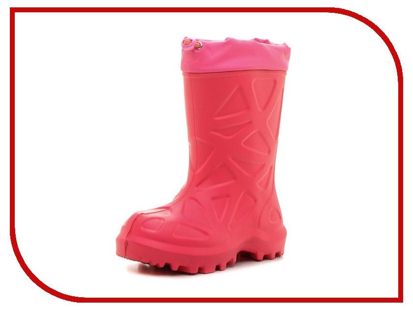 Сапоги Woodline ЭВА 490НУ Pink р.27-28