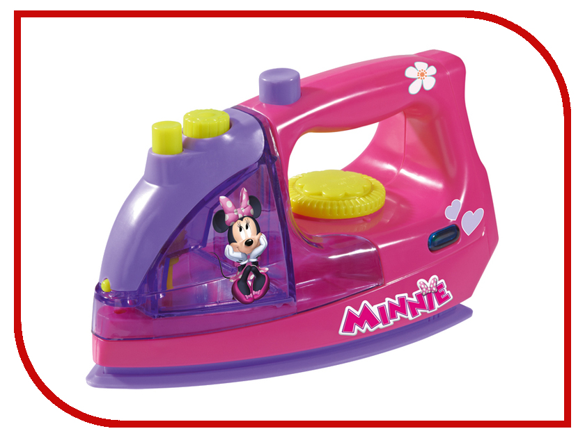 Игра Simba Minnie Mouse Утюг 4735135 утюг браун 775