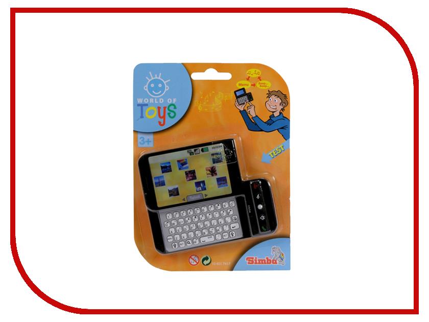 Игрушка Simba Телефон 4517417 мини телефон самсунг