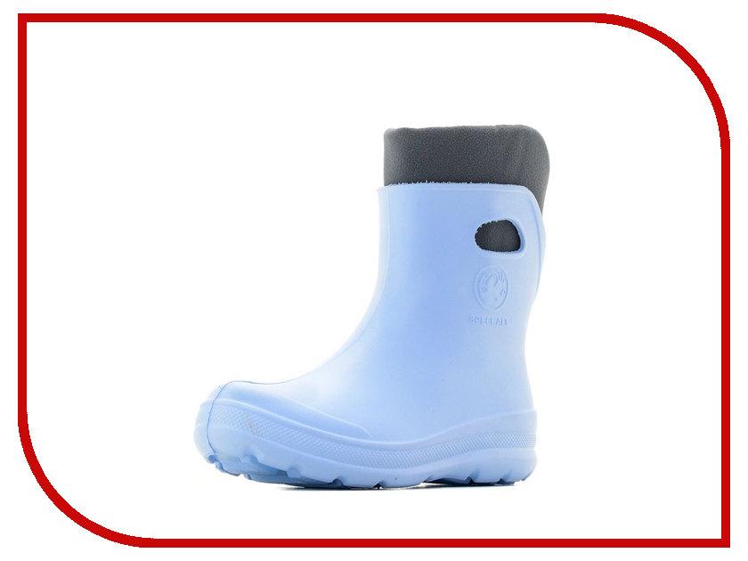 Сапоги Woodline Рысь ЭВА 869У Light Blue р.38-39