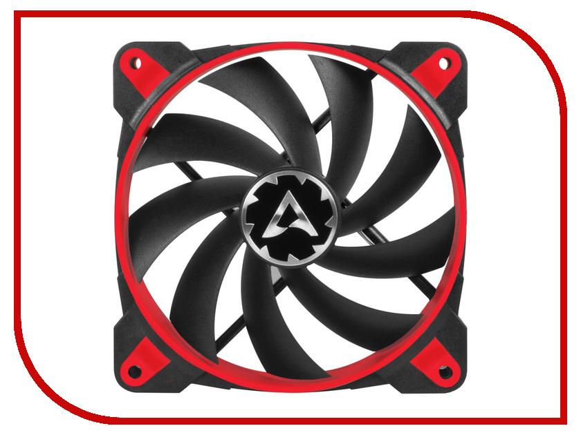 Вентилятор Arctic BioniX F120 Red Retail ACFAN00092A вентилятор arctic cooling f9 silent acfan00026a 92mm