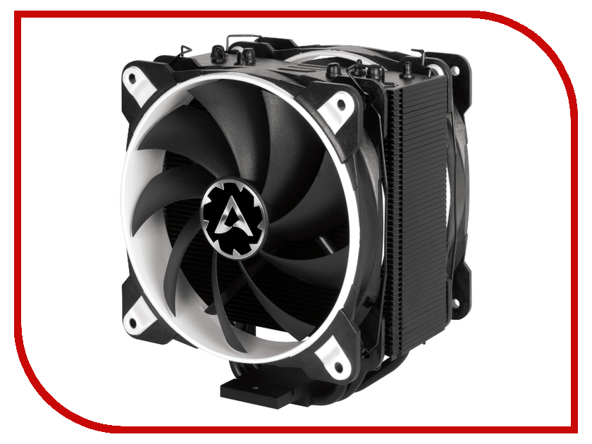 Кулер Arctic Freezer 33 eSports Edition White ACFRE00033A (1150-56/2066/2011-v3) cooler for cpu arctic cooling freezer 33 esports edition white acfre00033a 1156 1155 1150 1151 2011 2011v3 am4