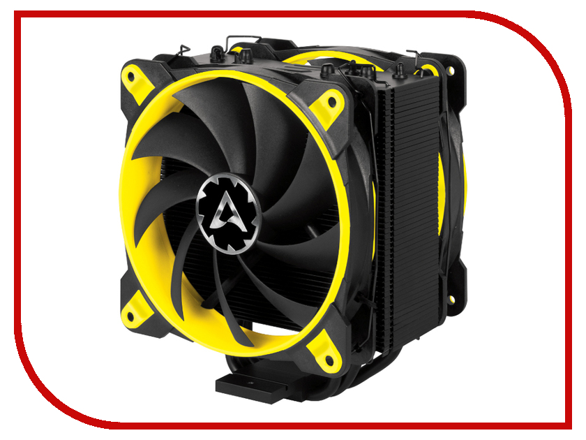 Кулер Arctic Freezer 33 eSports Edition Yellow ACFRE00034A (1150-56/2066/2011-v3) кулер arctic freezer 33 tr white acfre00039a