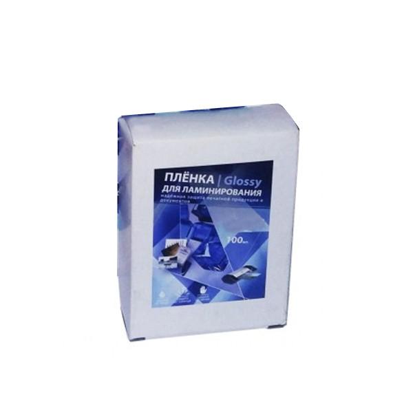 Пленка для ламинирования Bulros A5 100мкм 100шт марзан для bulros 4605 4606v3