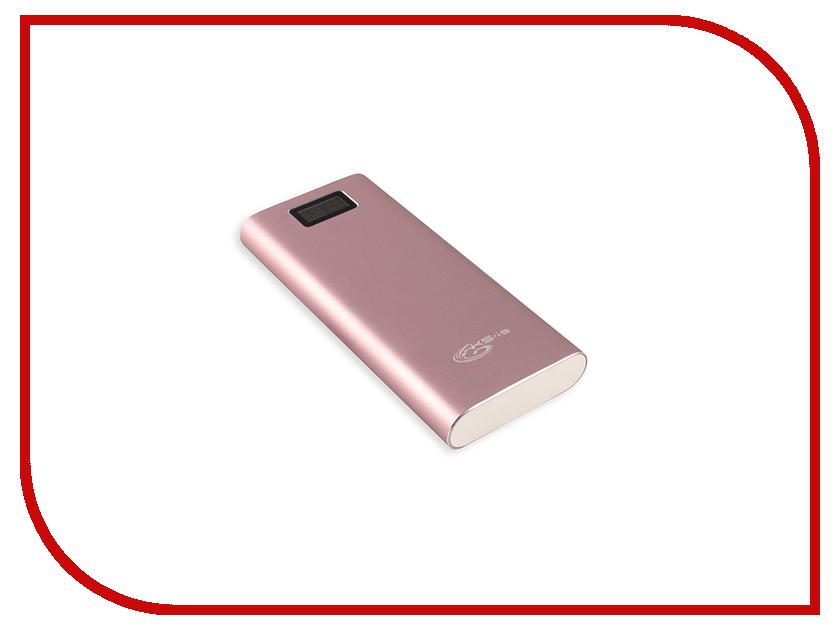 Аккумулятор KS-is KS-316 30000mAh Pink аккумулятор ks is ks 277 6000mah black