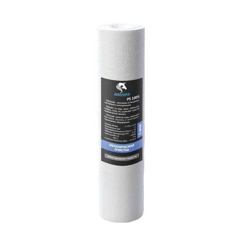 Картридж Unicorn PS 1001 S для механической очистки воды 10 1МКМ