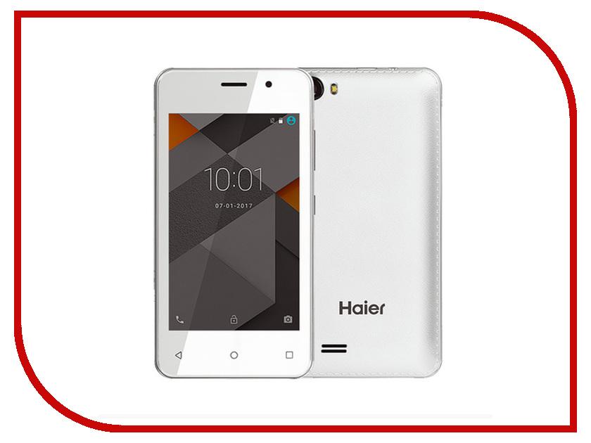 Сотовый телефон Haier A42P White сотовый телефон haier a41