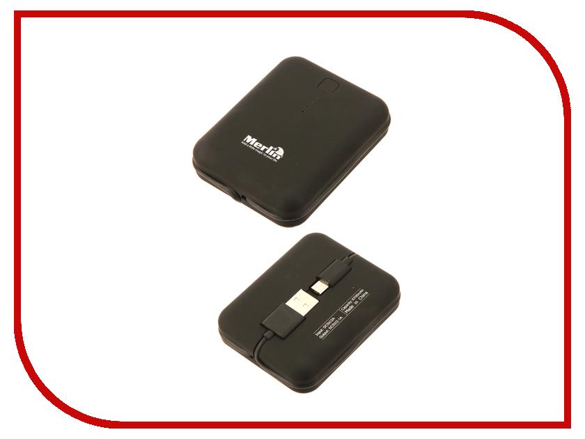 Аккумулятор Merlin Premium Powerbank 6700mah аксессуар merlin wifi tunes