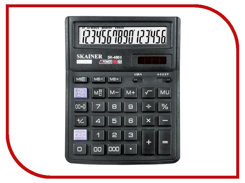 Калькулятор Skainer SK-486II sk ii sk ii color