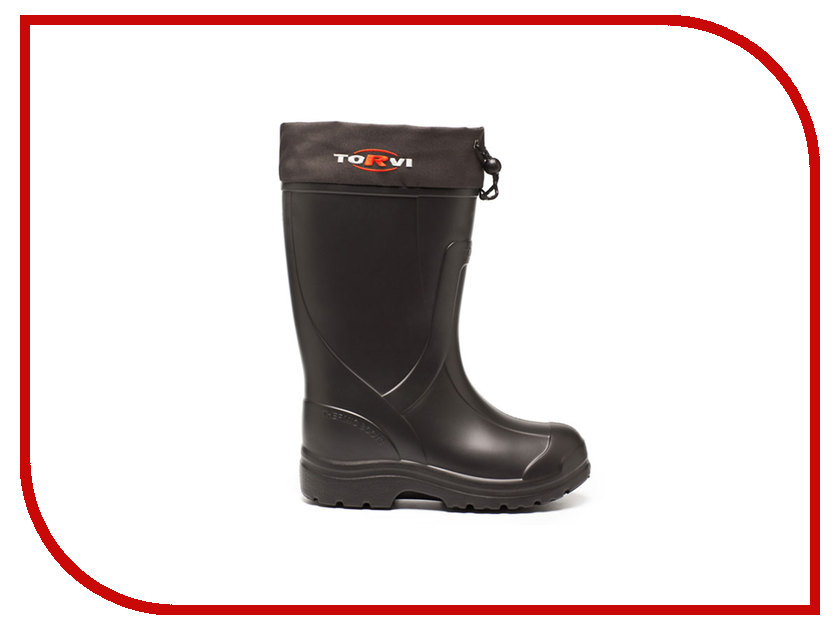 Сапоги Torvi из ЭВА до -45C р.43 Black CBM014543 цена