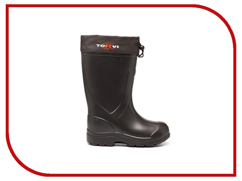 Сапоги Torvi из ЭВА до - 45C р.45 Black CBM014545 цена