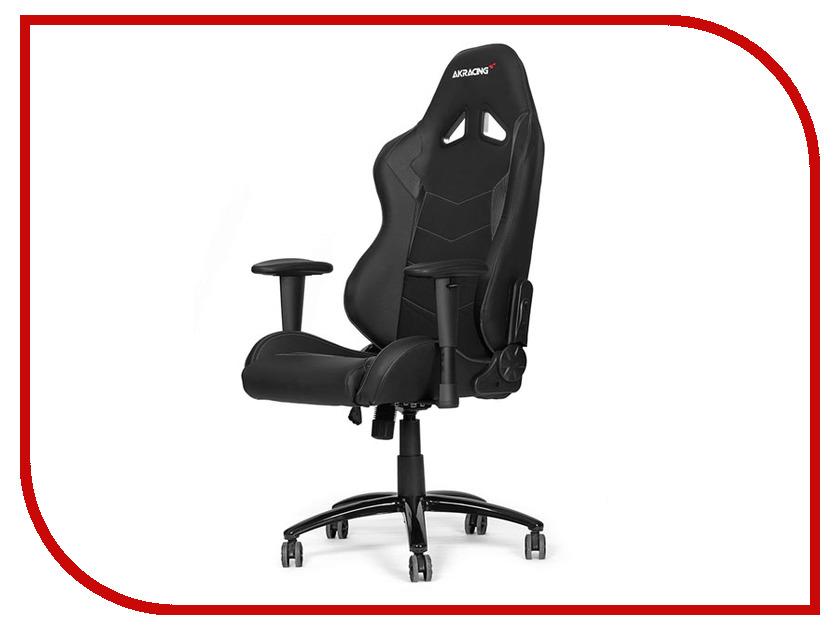 Компьютерное кресло AKRacing Octane Black AK-OCTANE-BK