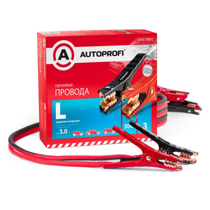 цена на Пусковые провода Autoprofi BC-3000 L 3m
