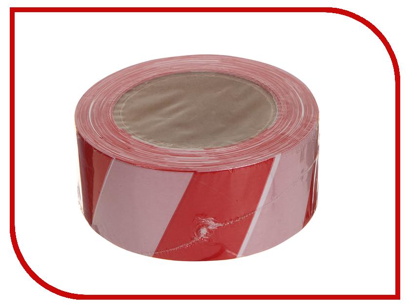 Инструмент Сигнальная лента Зубр 12240-50-200 Red-White лента сигнальная момент хозлента момент сигнальная не клейкая 50мм х 200м