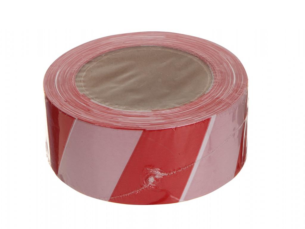 Сигнальная лента Зубр 12240-50-200 Red-White
