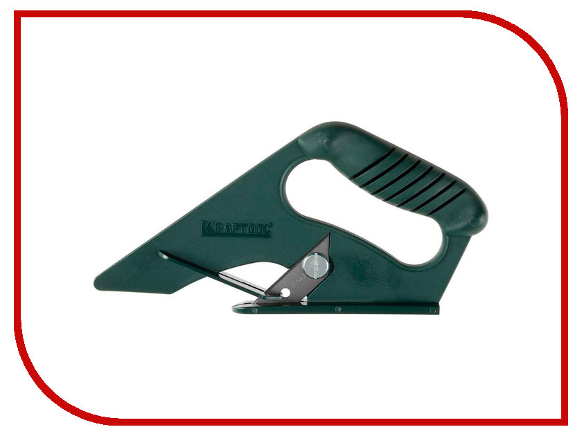 Нож строительный Kraftool 0930_z01 нож kraftool 25мм 09198