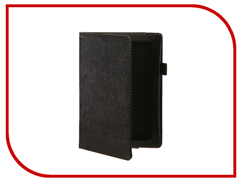 Аксессуар Чехол for PocketBook 631 TehnoRim Standart Black TR-PB631-ST01BL атс ip yeastar standart