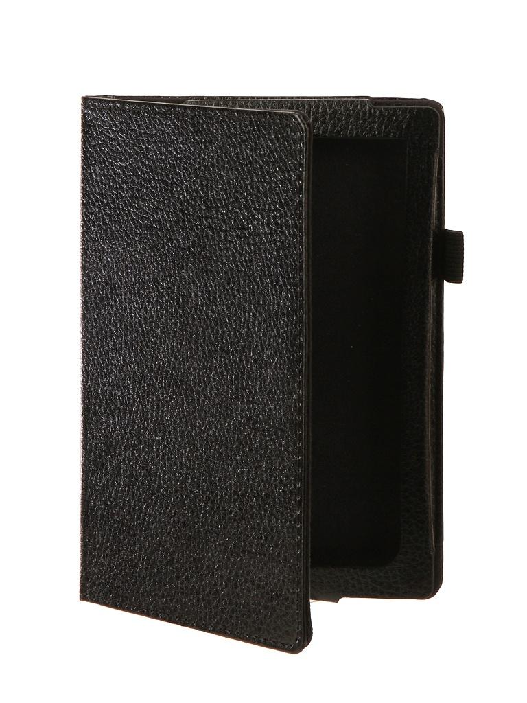 Аксессуар Чехол TehnoRim для PocketBook 631 Standart Black TR-PB631-ST01BL