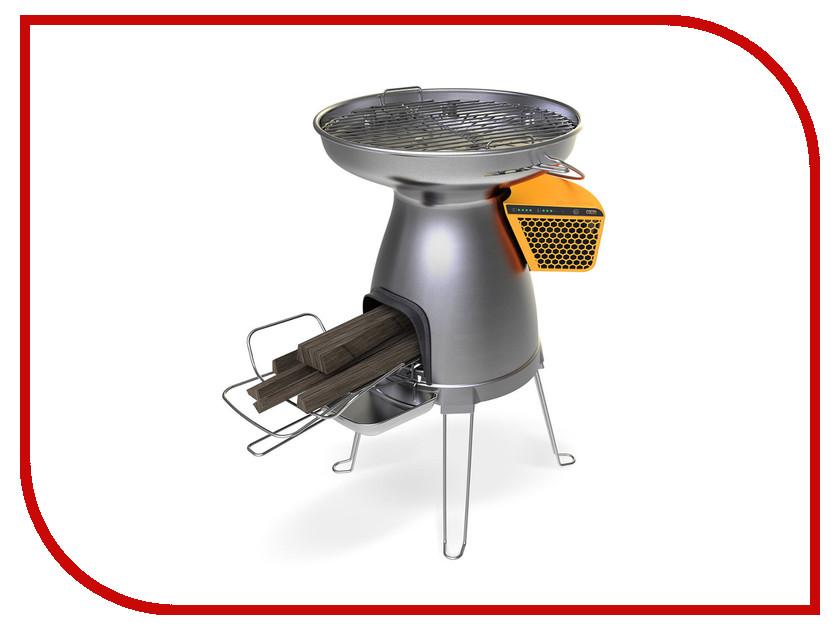 Печь-генератор с зарядкой BioLite BaseCamp BCA
