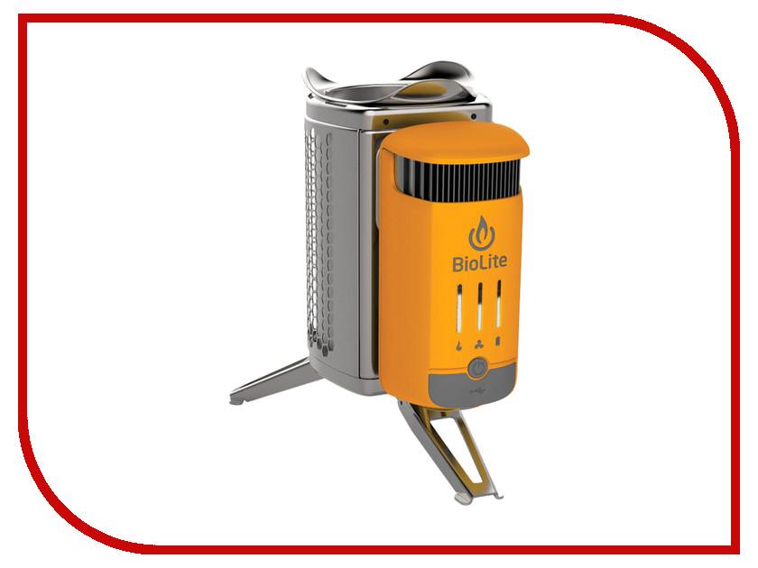 Печь генератор с зарядкой BioLite CampStove 2 CSC1001