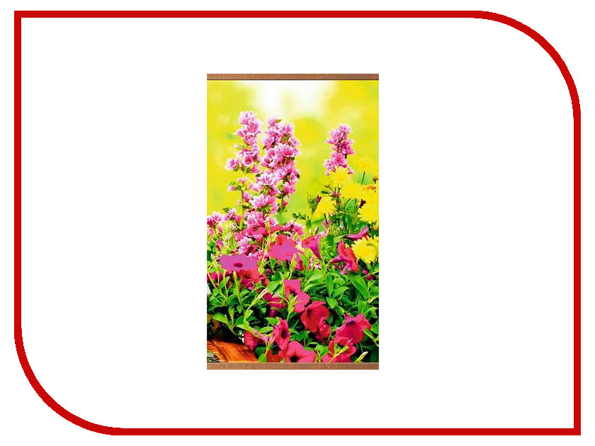 Обогреватель Самобранка Домашний очаг Цветы сушилка самобранка n0200