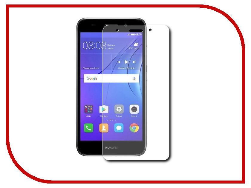 Аксессуар Защитное стекло Huawei Y3 Gecko 0.26mm ZS26-GHUAHY3-2017 аксессуар защитное стекло gecko для iphone 7 4 7 0 26mm zs26 gaip7