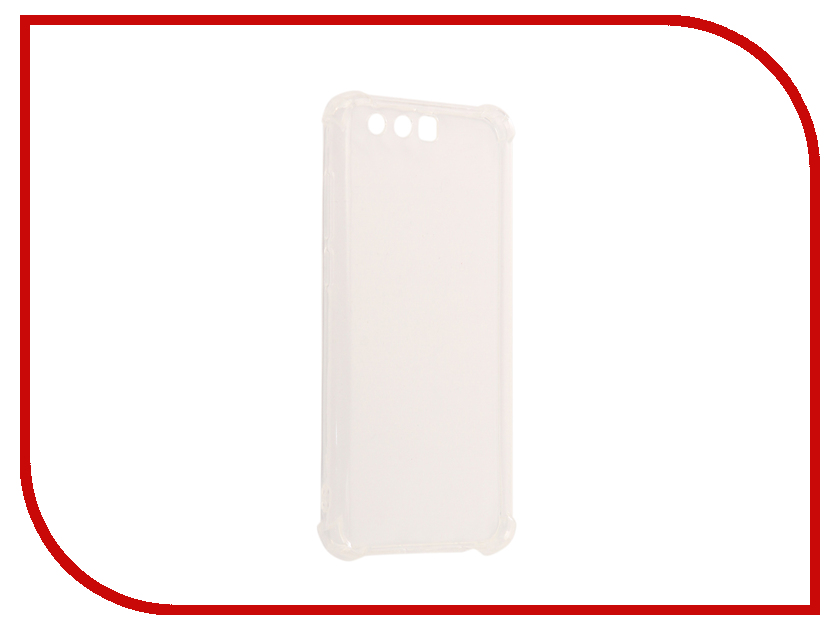 Аксессуар Чехол для Huawei Honor 9 Gecko Silicone White S-G-SV-HUAW9-WH аксессуар чехол для xiaomi mi max 3 gecko transparent white s g xirmax3 wh