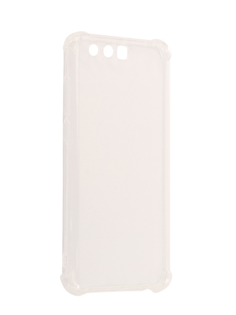 Аксессуар Чехол Gecko для Honor 9 Silicone White S-G-SV-HUAW9-WH аксессуар чехол для nokia 6 gecko transparent glossy white s g nok6 wh