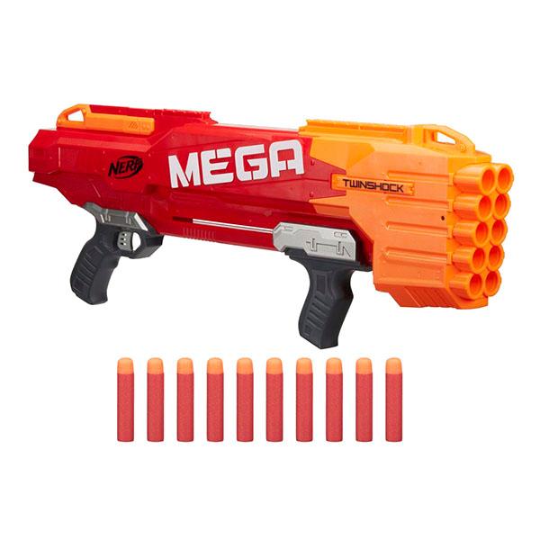 Игрушка Hasbro Nerf Мега B9894