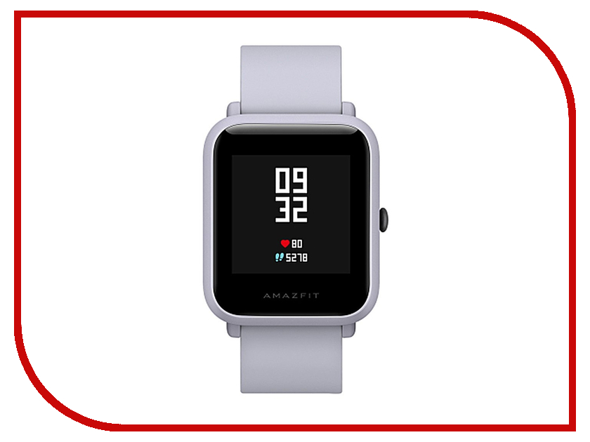 Умные часы Xiaomi Huami Amazfit Bip Gray / White Cloud