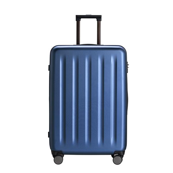 Чемодан Xiaomi Mi Trolley 90 Points 28 Blue чемодан xiaomi mi trolley 90 points 24 64 л white moon light