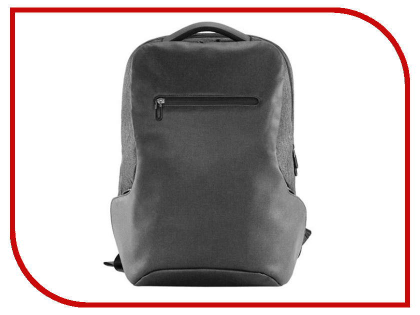 Рюкзак Xiaomi 15.6 Travel Business Backpack Grey nylon men and ladies gray fashion business casual backpack 2017 new fashion travel bag student backpack boy and girl laptop back