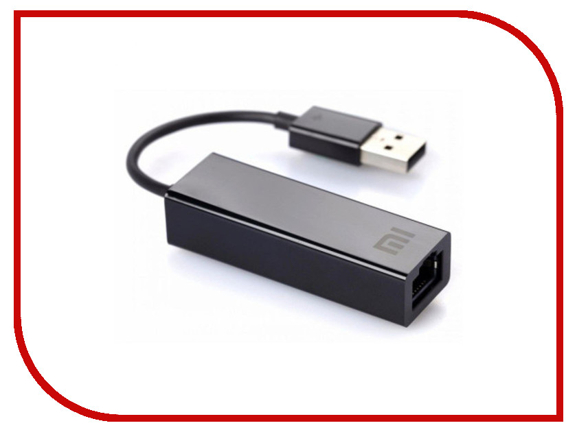Сетевая карта Xiaomi USB Ethernet Network Adapter RJ45