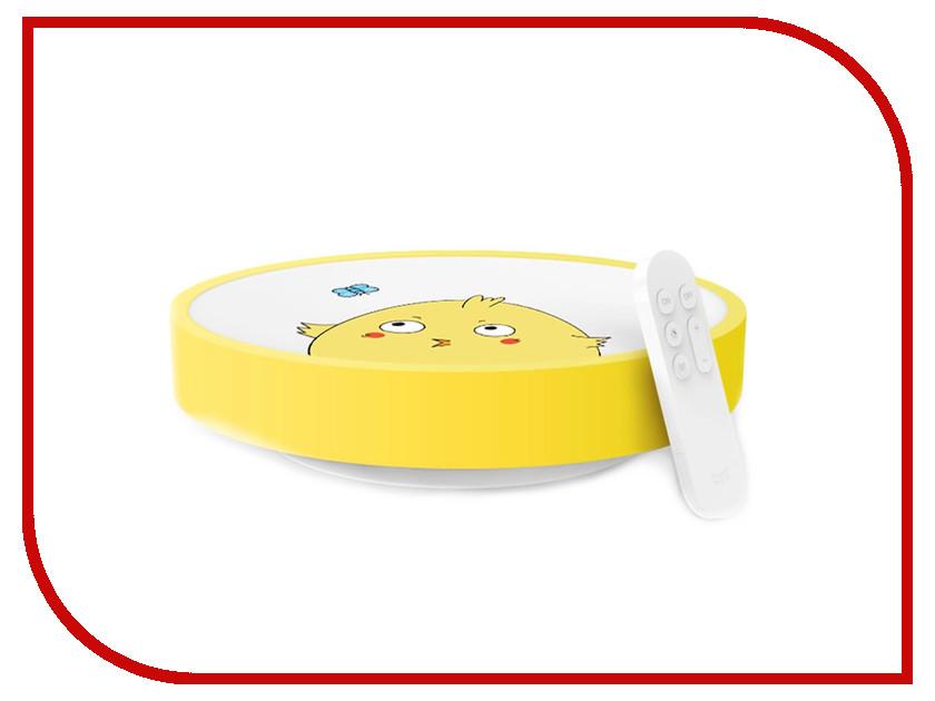 Светильник Xiaomi Yeelight Smart LED Ceiling Lamp Цыпленок original xiaomi mi night yeelight smart led lamp wifi remote control rgb light e27 colorful smart home illumination led bulb
