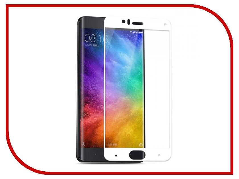 Аксессуар Защитное стекло Xiaomi Mi6 Svekla Full Screen White ZS-SVXIMI6-FSWH