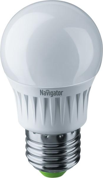 Лампочка Navigator 61 381 NLL-G45-7-230-4K-E27-DIMM