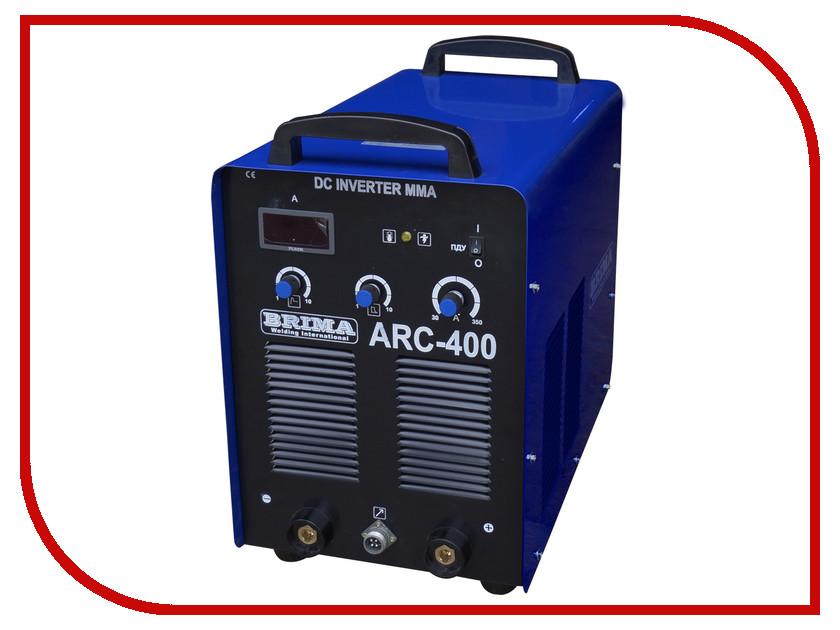 Сварочный аппарат BRIMA ARC 400 сварочный аппарат brima arc 160