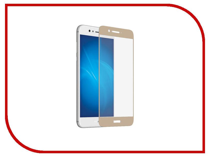 Аксессуар Защитное стекло Huawei Nova 2 Svekla Full Screen Gold ZS-SVHWNOVA2-FSGO аксессуар защитное стекло huawei honor 6c svekla zs svhwh6c