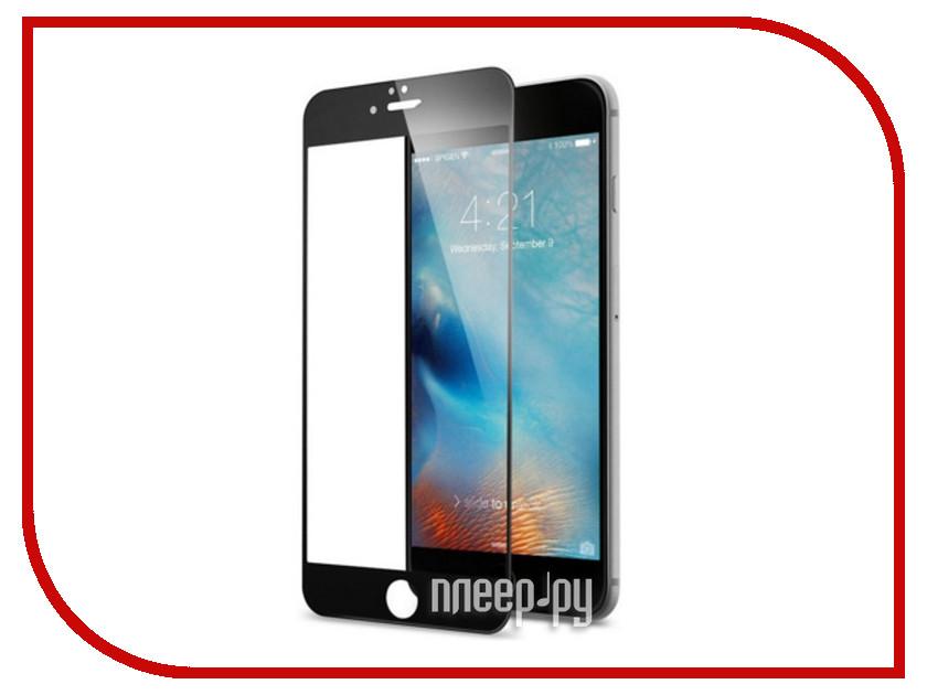 Аксессуар Защитное стекло Svekla 3D для APPLE iPhone 8 Black Frame ZS-SVAP8-3DBL аксессуар защитное стекло svekla 3d для apple iphone 6 6s plus black frame zs svap6 6splus 3dbl