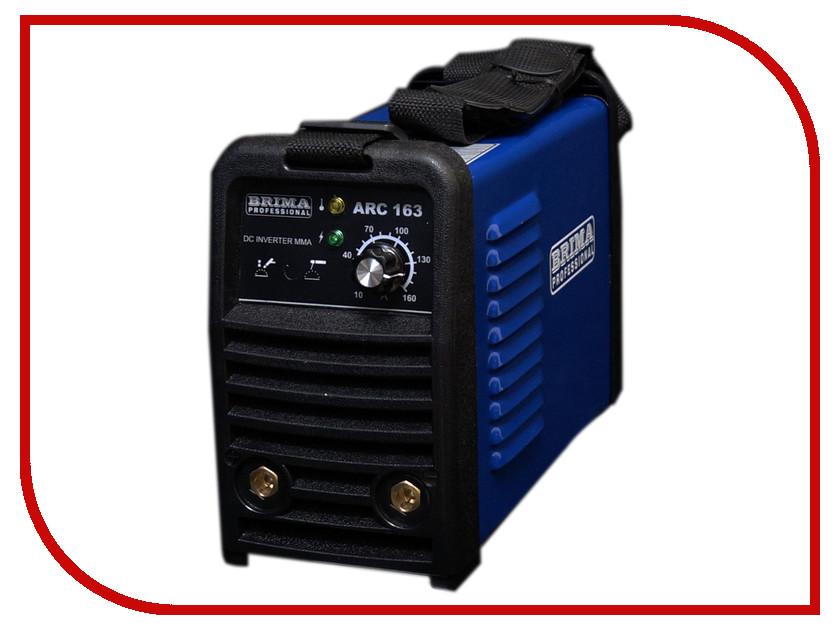 Сварочный аппарат BRIMA ARC 163 сварочный аппарат brima arc 160